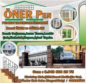 Öner Pen PVC Kapı