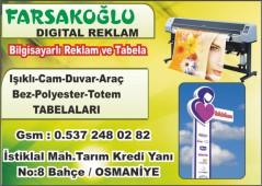 Farsakoğlu Digital Reklam