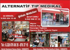 Alternatif Tıp Medikal