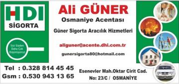 Ali Güner Sigorta