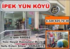 İpek Yün Köyü