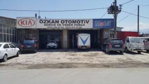 Özkan Otomotiv Kia Servis