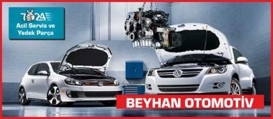 Beyhan Otomotiv Volkswagen Servisi