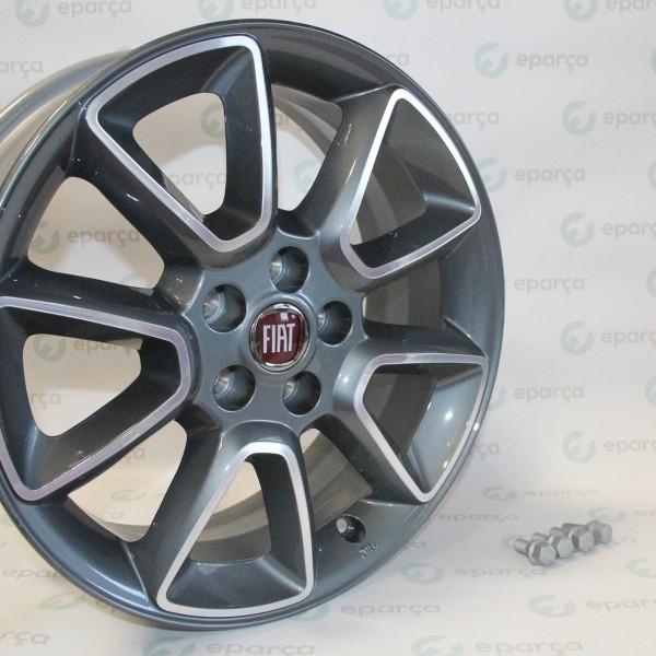 Fiat Doblo 16 Inç Orjinal Çelik Jant Takım