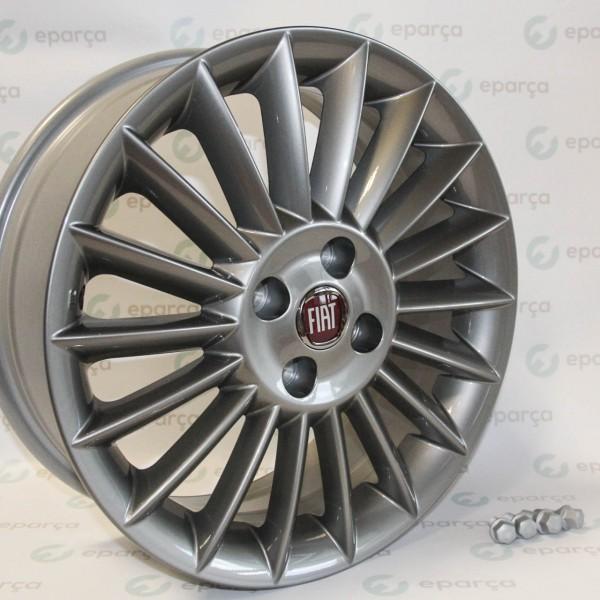 Fiat Linea - Grande Punto - Bravo 16 Inç Orjinal  Çelik Jant