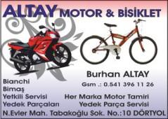 Altay Motor ve Bisiklet