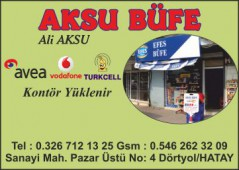 Aksu Büfe