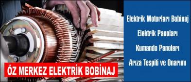 Öz Merkez Elektrik Bobinaj