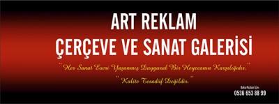 ART REKLAM LAZER KESİM