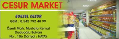 Cesur Market