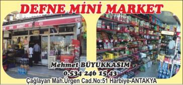 Defne Mini Market