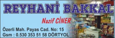Reyhani Bakkal