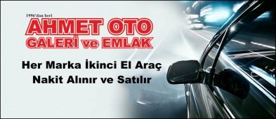 Ahmet Oto Galeri