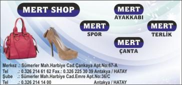Mert Shop