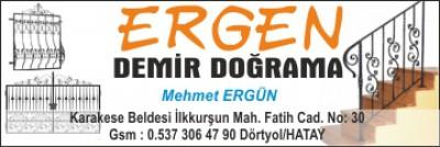 Ergen Demir Doğrama