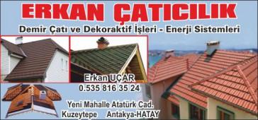 Erkan Çatı
