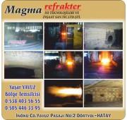 Magma Refrakter