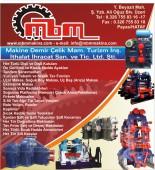MBM Makina Demir Çelik