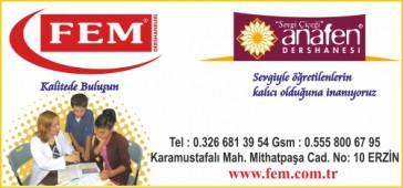 FEM Dershaneleri