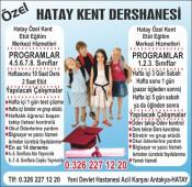 Hatay Kent Dershanesi