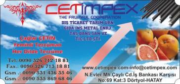 Cetimpex Dış Ticaret