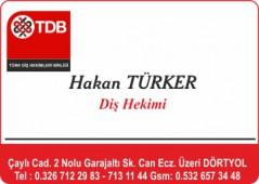 Dr. Hakan TÜRKER