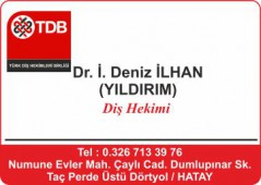 Dr. İ. Deniz İLHAN (YILDIRIM)