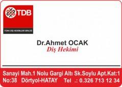 Dr. Ahmet OCAK