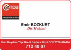 Dr. Emir BOZKURT