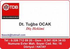 Dr. Tuğba OCAK