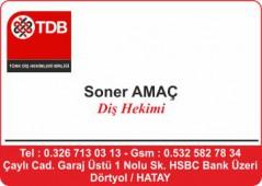 Dr. Soner AMAÇ