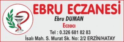 Ebru Eczanesi