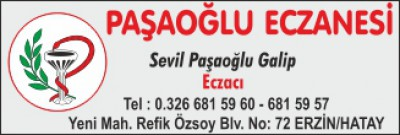 Paşaoğlu Eczanesi
