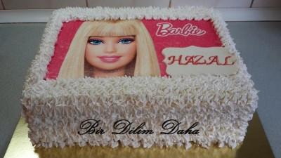 Resimli Doğum Günü Pastası