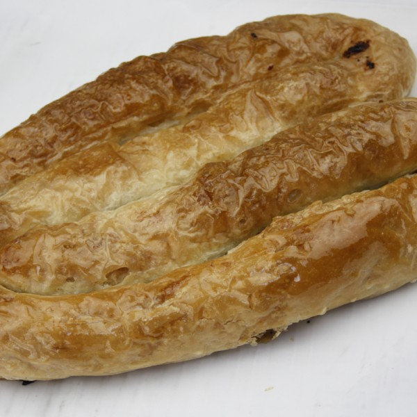 Kol Böreği   (kıymalı, Peynirli Ve Patatesli)