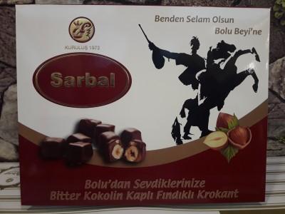 Bitter Fındıklı Bolu çikolatası