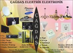 Çağdaş Elektrik Elektronik
