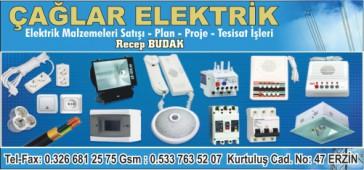 Çağlar Elektrik