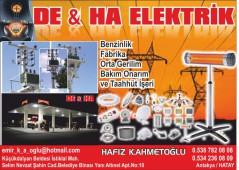 De & Ha Elektrik