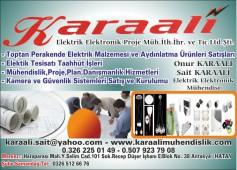 Karaali Elektrik Elektronik Proje Müh.