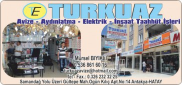 Turkuaz Elektrik
