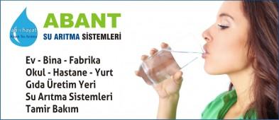 Abant Su Arıtma Sistemleri