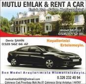 Mutlu Emlak & Rent A Car