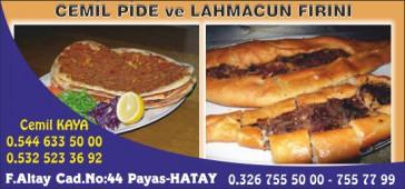 Cemil Pide & Lahmacun Fırını