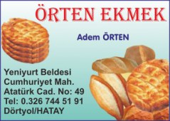 Örten Ekmek