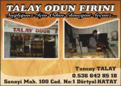 Talay Odun Fırını