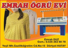 Emrah Örgü Evi