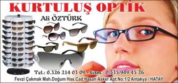 Kurtuluş Optik