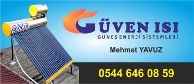 Güven Isı Güneş Enerji Sistemleri