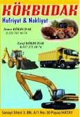 Kökbudak Hafriyat & Nakliyat